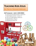 GOD SENDS Unit_1 SAUMEL 16-2 KINGS 5 Teaching Kids Jesus Best Practice Preschool