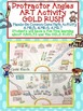 GOLD RUSH BUNDLE 3 FUN Hands-On Geometry Activities