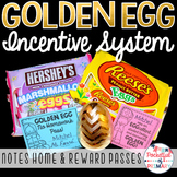 GOLDEN EGG - Spring Incentive System!