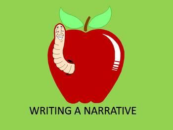 GOLF - writing a narrative series