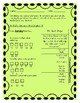 ~~FREE SNEAK PEEK!!!~~GOMath Formative Student Self-Assessment