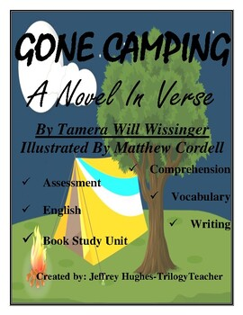 GONE CAMPING CCSS Comprehension, Vocabulary, English, Assessment Free Lesson