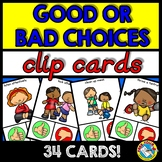 GOOD CHOICES BAD CHOICES SORT (BACK TO SCHOOL ACTIVITY KIN