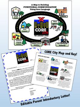 GOOD: Complete Core Word Activity Set