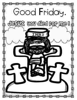 GOOD FRIDAY ~ FREE