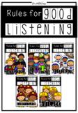 GOOD LISTENING SKILLS BUNDLE