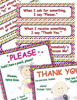 GOOD MANNERS...Let's talk about MANNERS, MANNERS, MANNNERS