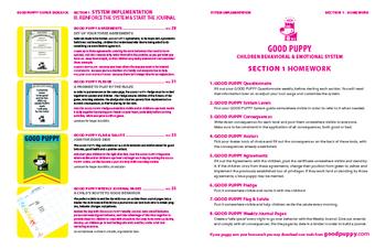 HOME - GOOD PUPPY® Children Behavioral System