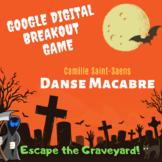 HALLOWEEN GOOGLE CLASSROOM: Danse Macabre - Escape the Gra