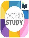 GOOGLE CLASSROOM -WORD STUDY / Spelling **EDITABLE**