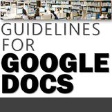 "GOOGLE DOCS ""HOW-TO"" GUIDE & INTERACTIVE ACTIVITIES"