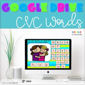 GOOGLE INTERACTIVE SPELLING CVC WORDS K-2