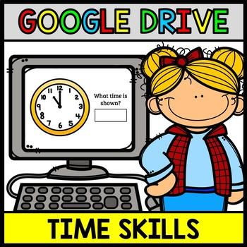 GOOGLE DRIVE + GOOGLE CLASSROOM: Life Skills - Telling Time Unit 2