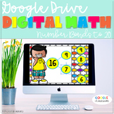 GOOGLE DRIVE INTERACTIVE MATH Number Bonds to 20  *DIGITAL