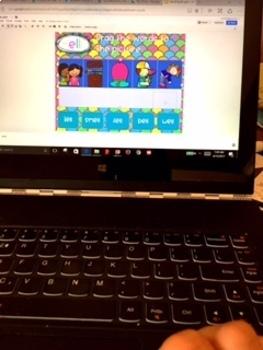 GOOGLE INTERACTIVE Word Family Word Work K-2