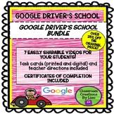 GOOGLE DRIVER'S SCHOOL BUNDLE