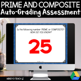 Prime and Composite Numbers Auto-Grading Assessment for Go