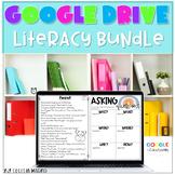 GOOGLE CLASSROOM  DIGITAL LITERACY BUNDLE Distance Learning