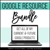 GOOGLE RESOURCE Bundle - EVERY Google Resource in my Store - Distance Learning