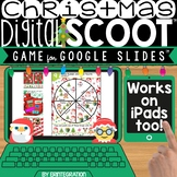 CHRISTMAS GOOGLE SLIDES DIGITAL SCOOT