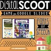 GOOGLE SLIDES DIGITAL SCOOT - Parts of Speech