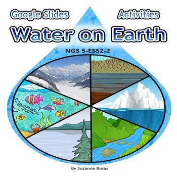 GOOGLE SLIDES:  Water on Earth: Activities