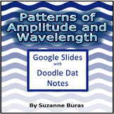 GOOGLE Slides:  Patterns of Wavelength and Amplitude with Doodle Dat Notes