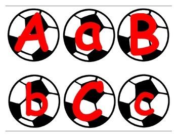 GOOOOAAAALLLL!!!!: An ABC Memory Game