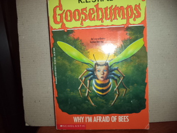 Goosebumps: Why I'm Afraid of Bees ISBN 0-590-47739-0