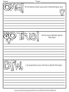 Note Taking and Research Organizer