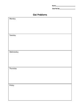 GOT Problems Page