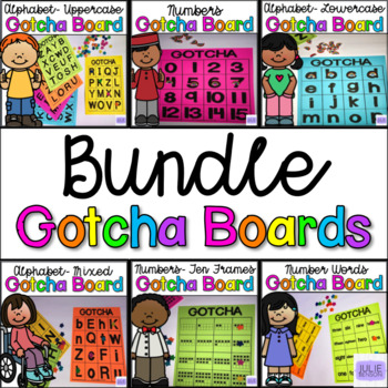 GOTCHA Boards Bundle!
