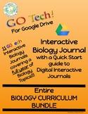 GOTech Digital Interactive Biology Journal Biology FULL YE