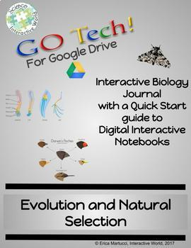 GOTech! Digital Interactive Biology Journal-Evolution and Natural Selection