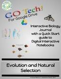 GOTech! Digital Interactive Biology Journal-Evolution and