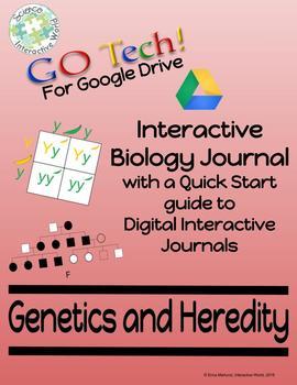 GOTech!!! Interactive Biology Journal - Heredity and Genetics