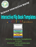 Flip Book Templates for Personal and Commercial Use