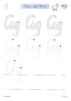 GOULFB Alphabet Sounds /g/