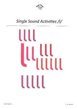 GOULFB Alphabet Sounds /l/