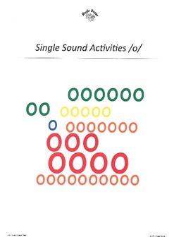 GOULFB Alphabet Sounds /o/