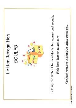GOULFB Fishing game