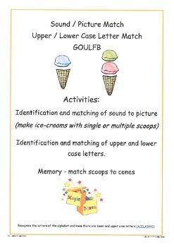 GOULFB Ice-Creams