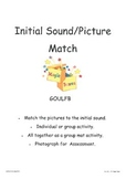 GOULFB Initial Sound Picture Match