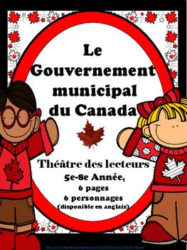 GOUVERNEMENT MUNICIPAL DU CANADA - Théâtre des Lecteurs