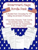 GOVERNMENT MEGA BUNDLE PACK- MUST SEE THESE RESOURCES!