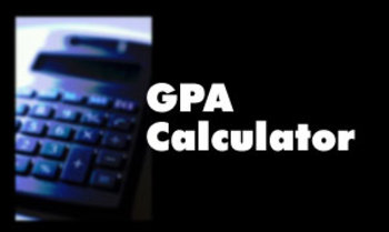 GPA and Credits
