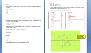 GPS Simulation - Applications of Algebra and Geometry - Aligned with Numb3rs