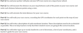 GPS in the Classroom - Complete Set of Lessons!