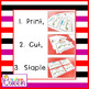 GR- Blend Readers Levels B and D (Printable Books and eBooks)