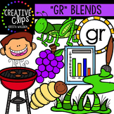 GR Blends {Creative Clips Digital Clipart}